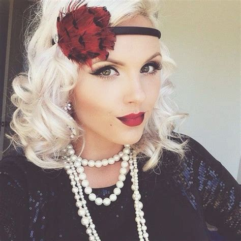 1000 ideas about great gatsby hair on pinterest gatsby 1000 images about hair and makeup on pinterest