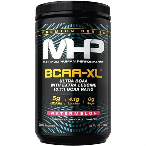 Mhp Bcaa Xl Energy 300 Gr mhp bcaa xl 10 1 1 bcaa ratio watermelon 300 gm 30 servings