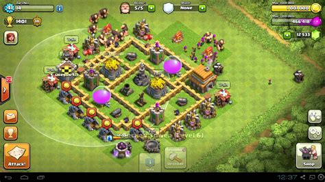 best layout in coc th5 best town hall level 5 th5 farming base design layout