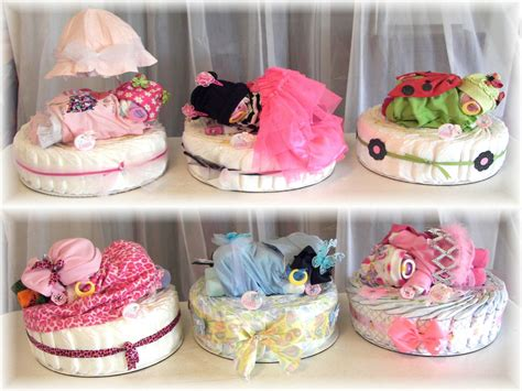 baby shower diaper cakes for boys girls babiesrus baby shower girl diaper baby cake custom quot you pick quot name