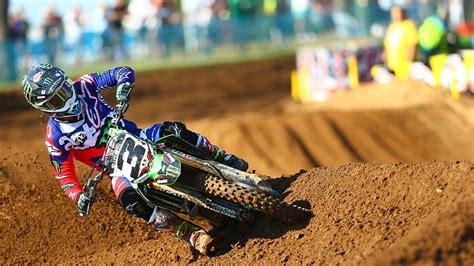 pro motocross results lucas oil pro motocross chionship results rockford