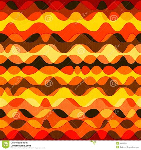 Pattern Warm Color | warm color seamless pattern stock vector image 50890726