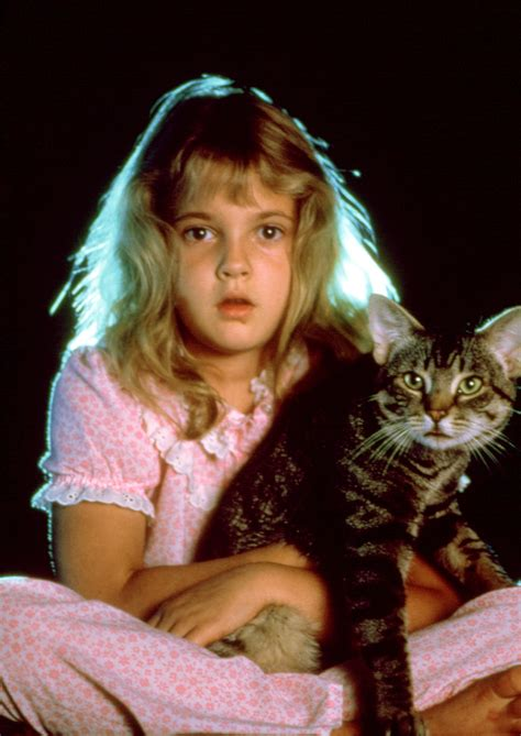 Cats Eye 1985 Cat S Eye 1985 Happy Birthday Drew Barrymore Watch Her Go From Girl To All Grown Up