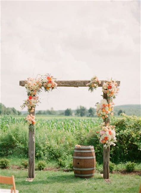 Wedding Arch Ideas by 20 Diy Floral Wedding Arch Decoration Ideas