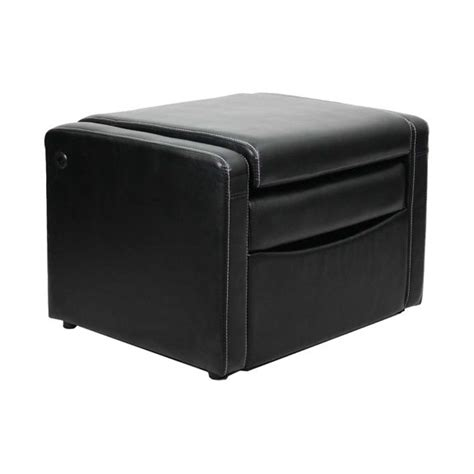 game chair ottoman gaming chair ottoman available at walmart shown folded
