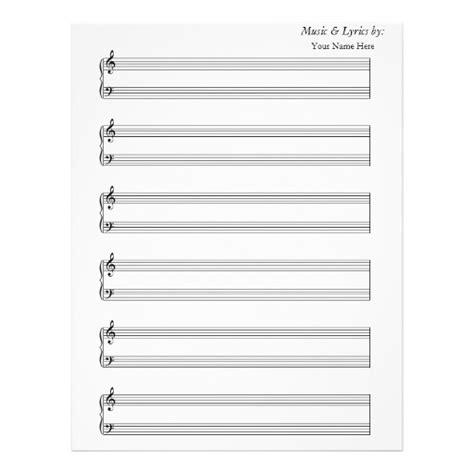 piano sheet template blank piano sheet new calendar template site