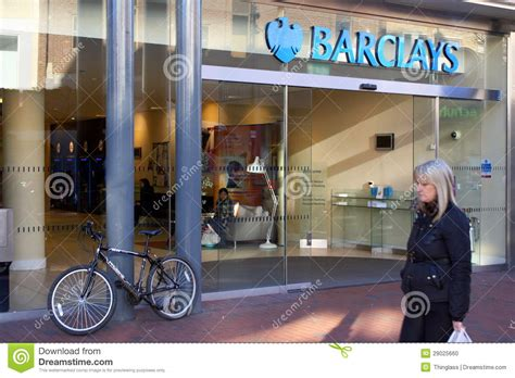 barclays bank reading barclays bank in editorial image image 29025660