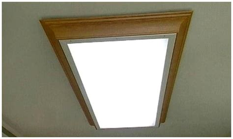 13 Fresh Gallery Of Replace Fluorescent Light Fixture In Kitchen Fluorescent Light Fixture