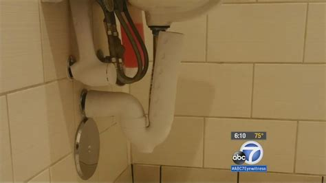 spy bathroom video boy 5 discovers camera inside restroom at starbucks in