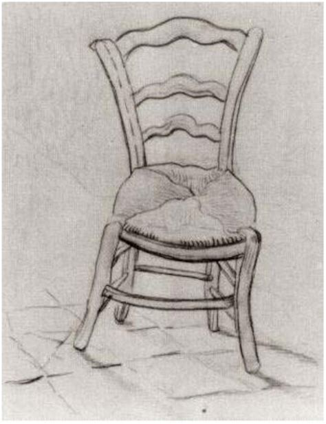 pencil sketches of chairs 324 best gogh sketches letters images on