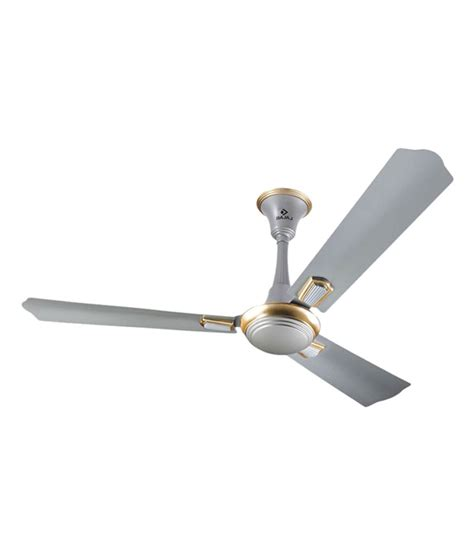 cost to add a ceiling fan bajaj 48 bajaj ceiling fan 1200 mm elegance dark grey