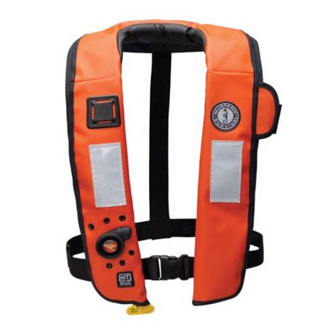 Mustang Automatic Life Jackets by Mustang Inflatable Pfd Automatic Hydrostatic Heavy Duty