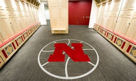 nebraska basketball locker room 1000 images about husker basketball on