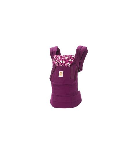 Gendongan Ergo Baby Purple Mystic ergobaby original carrier in mystic purple