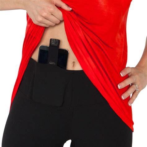 how can women conceal carry let me count the ways 30 cal gal original concealed carry leggings 3 4 length undertech