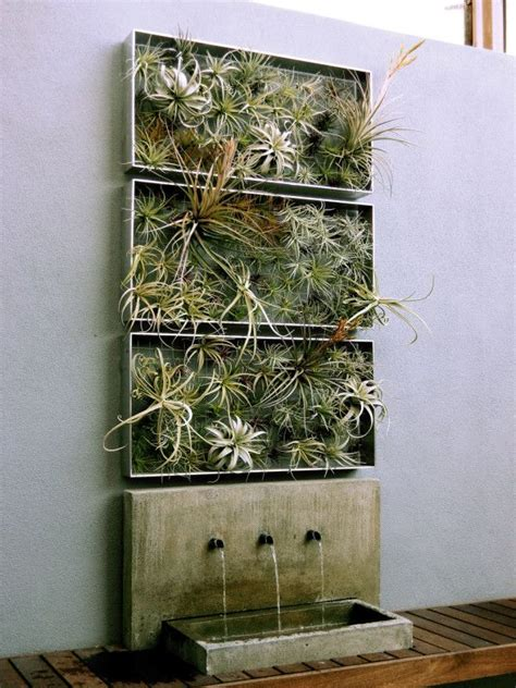 Vertical Garden Frames Living Wall Vertical Garden Frames By Airplantman