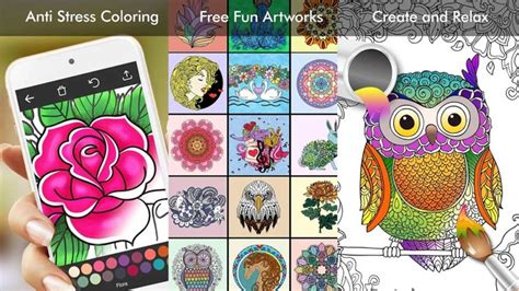 best android for adults 10 best coloring book apps for android android