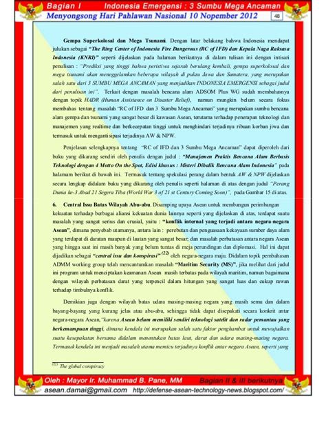Buku Mastosit Dalam Kaitannya Dengan Hiposelurariti Dengan Sum Sum Tu buku indonesia emergensi 3 sumbu mega ancaman early