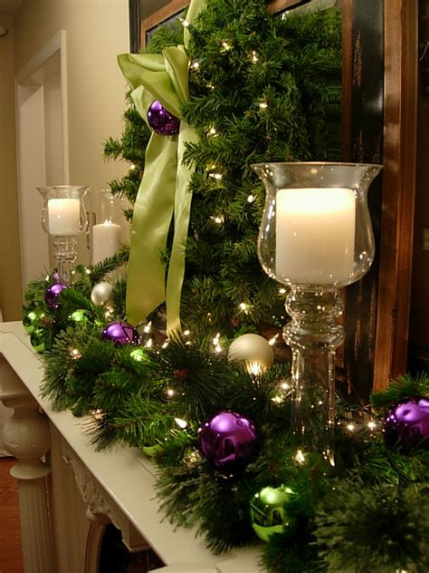 decorating ideas for christmas festive christmas mantel decorating idea in my own style