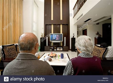 how big tv for my living room in modern villa with big tv screen living stock photo royalty free