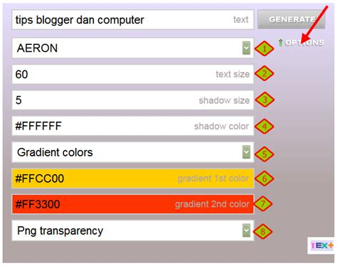membuat tulisan dp online membuat tulisan logo header online keren tips blogger