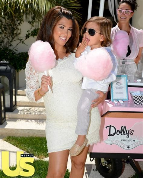 Kourtney Baby Shower by Peek Inside Kourtney S Baby Shower Us Weekly