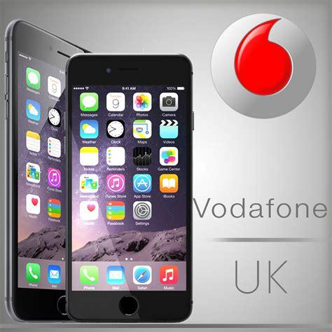 how to unlock vodafone uk iphone x 8 plus 8 7 6s 6s 6 5s 5c 5 4s 4