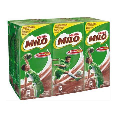 Uht 200ml Milo Uht Chocoloate Malt Drink Pantry Express