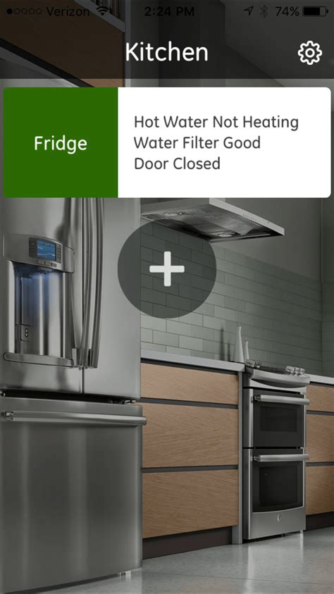 ge kitchen appliances reviews ge profile series refrigerator with keurig system review