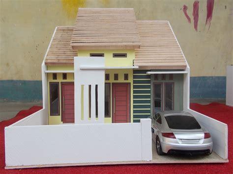 gambar cara membuat miniatur rumah dari kardus baru 20 contoh miniatur rumah dari kardus 21rest com