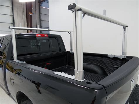 Bed Ladder Rack by Maxxtow Truck Bed Ladder Rack W Load Stops Aluminum