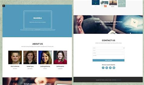 25 Free Responsive Html5 Css3 Website Templates Developer S Feed Responsive Website Templates Free Html With Css