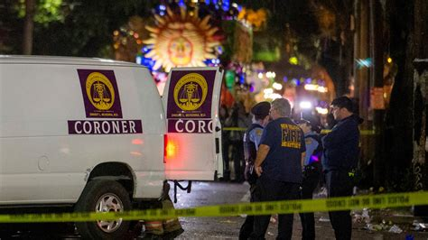woman struck  killed  mardi gras float  parade