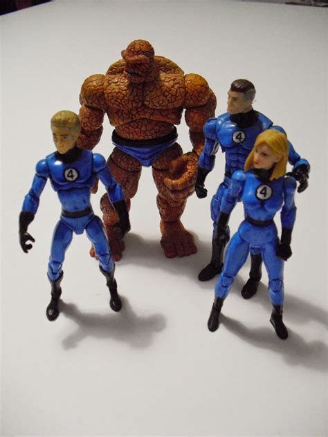 fantastic 4 figures dr korby s android palace custom figure fantastic