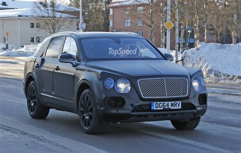bentley bentayga 2016 2016 bentley bentayga picture 618404 car review top