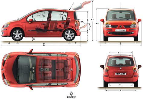 New Home Blueprints by Tutorials3d Com Blueprints Renault Modus