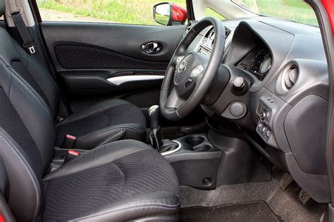 nissan note interior 2012 nissan note hatchback 2013 features equipment and