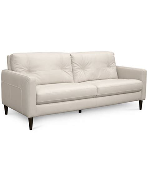 macys leather sofa and loveseat macy leather sofa macy s leather sofas 1025theparty thesofa