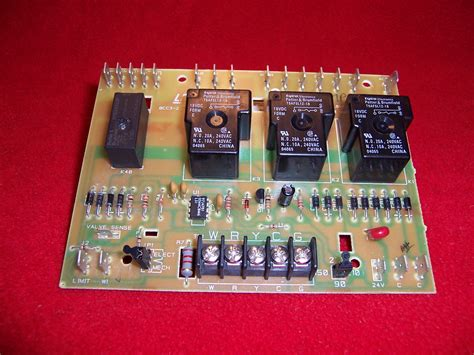 bcc blower control board  lennox furnaces