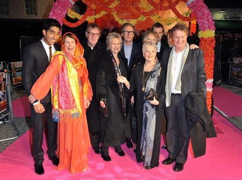 exotic marigold hotel  synopsis  cast list revealed