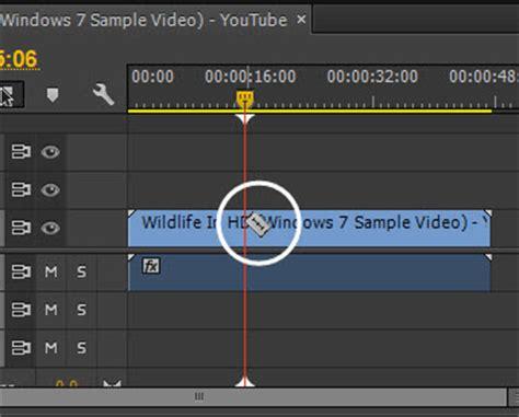 Tutorial 5 Hari Menggunakan Adobe Premiere Pro 15 Berkualitas cara memotong dan menyusunnya di adobe premiere pro cc