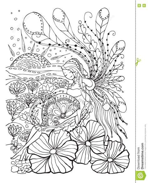 1539838811 livre de coloriage adulte avec page adulte de livre de coloriage avec la dame enceinte