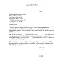 Letter Of Interest Template by Agency Letter Of Interest Template In Word And Pdf Formats