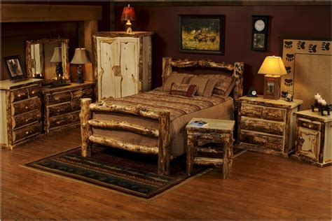 gnarly aspen corral bedroom package discounted packages
