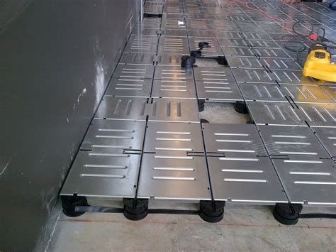 modular floor access flooring esd static esd flooring anti static