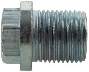 skandix shop volvo parts oil drain plug oil pan  seal