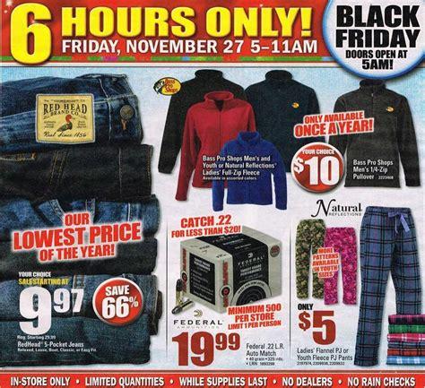 bass pro shops black friday 2016 bass pro shops black