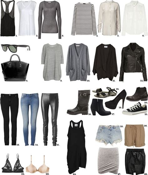 Fashion Capsule Wardrobe by Discover And Save Creative Ideas
