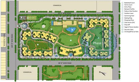 layout plan of mohali hero homes hero homes in sector 88 mohali