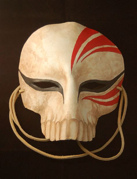 7 Cool Masks by Hollow Ichigo Leather Mask By Angelic Artisan On Deviantart